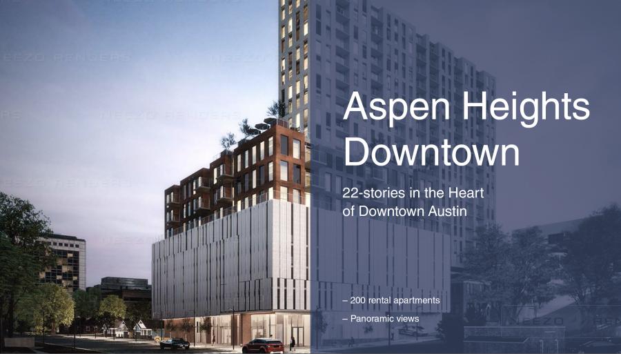 Aspen Heights Downtown